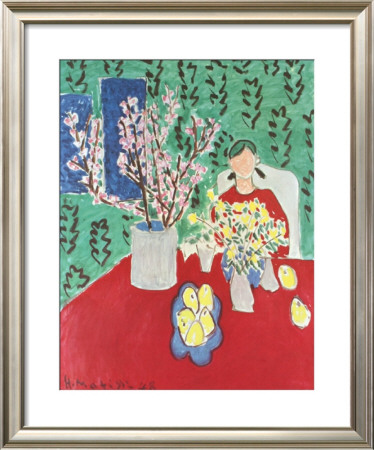 Marlborough, 1971 by Henri Matisse Pricing Limited Edition Print image
