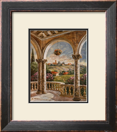 Tuscan Palazzo by Van Martin Pricing Limited Edition Print image