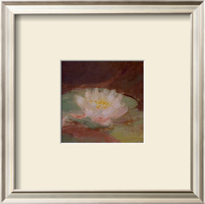Le Ninfee Rosa, 1897-98 (Detail) by Claude Monet Pricing Limited Edition Print image