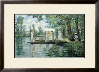 An Idyllic Afternoon by Alan Maley Pricing Limited Edition Print image