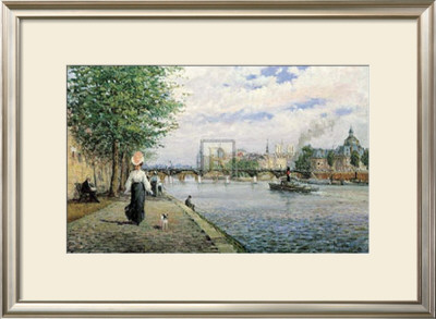 The Bridges Of Paris by Alan Maley Pricing Limited Edition Print image
