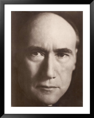 Andre Gide French Writer by H. Martinie Pricing Limited Edition Print image