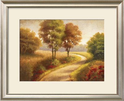 Afternoon Path by Mathews Pricing Limited Edition Print image