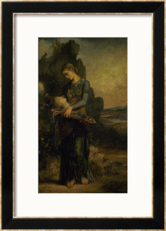 Orpheus, 1865 by Gustave Moreau Pricing Limited Edition Print image
