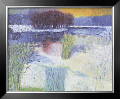 Chilly Morn by John Mominee Pricing Limited Edition Print image