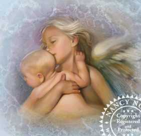 Angel Of Care by Nancy Noel Pricing Limited Edition Print image