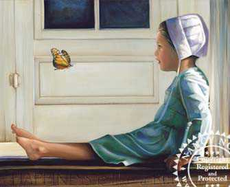 Happiness Like Bttrfly by Nancy Noel Pricing Limited Edition Print image