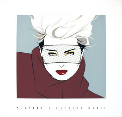 Playboy's Patrick Nagel Collection by Patrick Nagel Pricing Limited Edition Print image