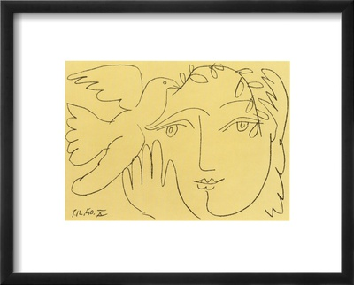 Visage De La Paix by Pablo Picasso Pricing Limited Edition Print image
