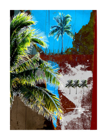 New Palms X by Miguel Paredes Pricing Limited Edition Print image