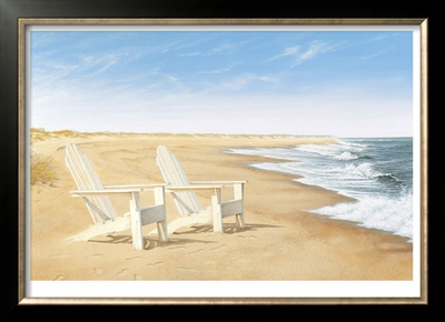 Crescent Beach by Daniel Pollera Pricing Limited Edition Print image