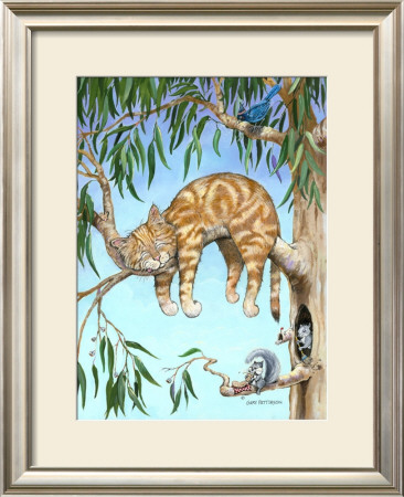 Another Day, Another Nap by Gary Patterson Pricing Limited Edition Print image