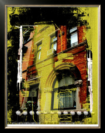 Brownstones I by Miguel Paredes Pricing Limited Edition Print image