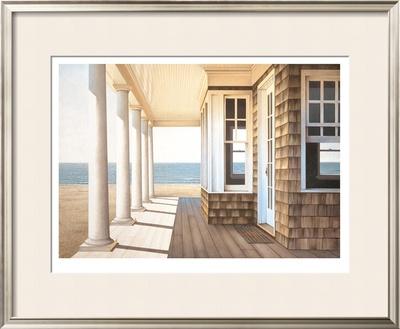 Hampton Porch by Daniel Pollera Pricing Limited Edition Print image