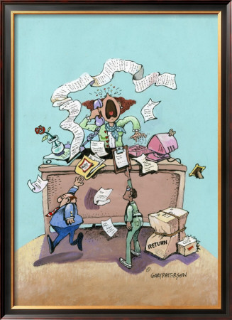 T.G.I.F. by Gary Patterson Pricing Limited Edition Print image