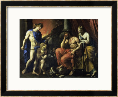 Orpheus Before Pluto by Francois Perrier Pricing Limited Edition Print image