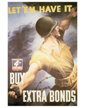 Let'em Have It by Bernard Perlin Pricing Limited Edition Print image