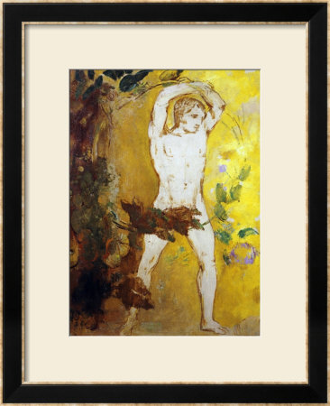 Orpheus, Orphee by Odilon Redon Pricing Limited Edition Print image