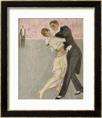 Tango Argentino by Paul Rieth Pricing Limited Edition Print image