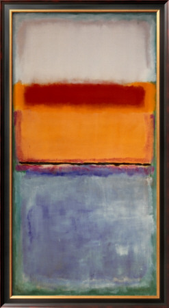 No. 10 by Mark Rothko Pricing Limited Edition Print image