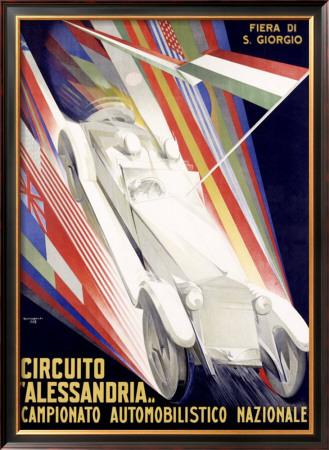 Circuito Alessandria by Riccobaldi Pricing Limited Edition Print image