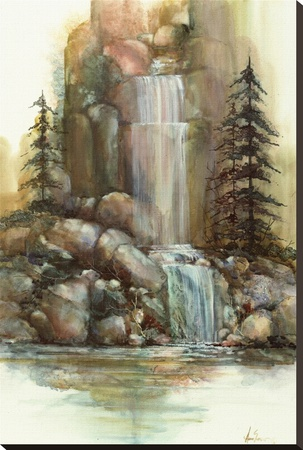 Tranquil Flow by Adin Shade Pricing Limited Edition Print image