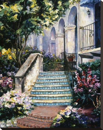 River Walk by Mary Schaefer Pricing Limited Edition Print image