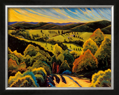 Arroyo Hondo, Santa Fe Opera 2000 by Ed Sandoval Pricing Limited Edition Print image