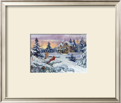 Winter Memories by Alan Sakhavarz Pricing Limited Edition Print image