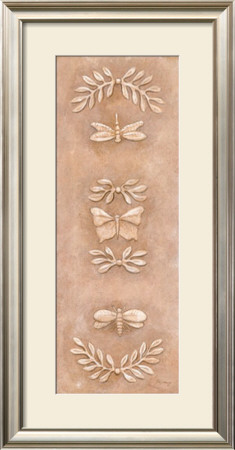 Garden Elements I by Barbara Shipman Pricing Limited Edition Print image