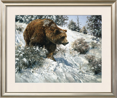 First Snow by John Seerey-Lester Pricing Limited Edition Print image