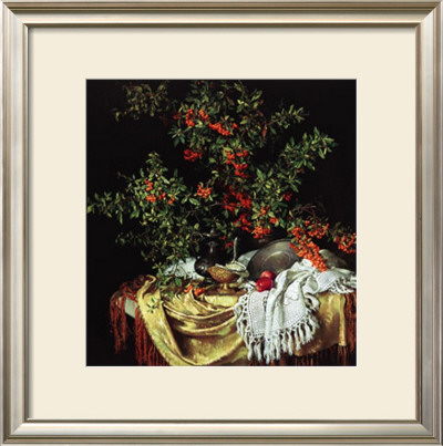Pyracantha by Alexander Selytin Pricing Limited Edition Print image