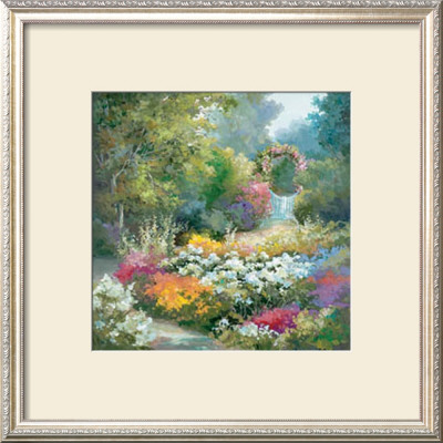 Garden Path by Alix Stefan Pricing Limited Edition Print image