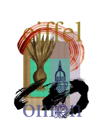 Eiffel Onion by Chip Scarborough Pricing Limited Edition Print image
