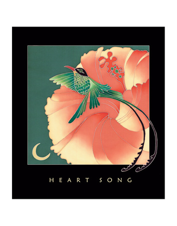 Heart Song 1 by Sybil Shane Pricing Limited Edition Print image