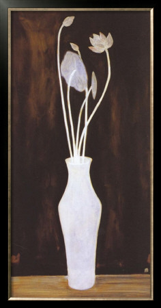Lotus And Arum Bouquet by Sanyu Pricing Limited Edition Print image