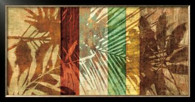 Palm Shadows I by John Seba Pricing Limited Edition Print image