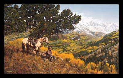 Paradise Valley by Craig Tennant Pricing Limited Edition Print image