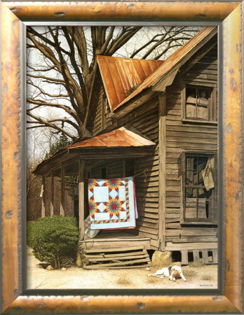 Gilley's House by Bob Timberlake Pricing Limited Edition Print image
