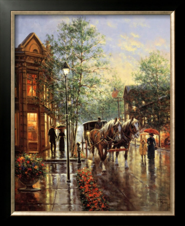April In Old Aspen by Jack Terry Pricing Limited Edition Print image
