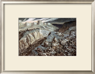 Ambuscade by James Tissot Pricing Limited Edition Print image
