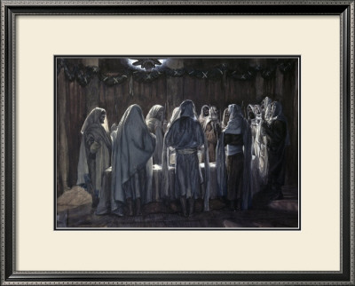 The Jews Passover by James Tissot Pricing Limited Edition Print image