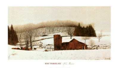 Near Boone by Bob Timberlake Pricing Limited Edition Print image