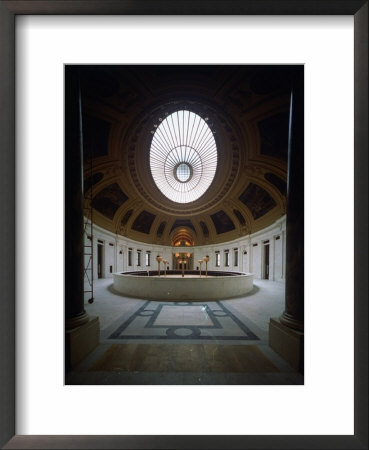 Smithsonian Institution's National Museum Of Amer. Indian Us Custom House by Ted Thai Pricing Limited Edition Print image