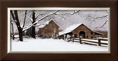 Heavy Snow by Bob Timberlake Pricing Limited Edition Print image