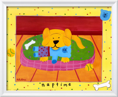 Naptime by Tatutina Pricing Limited Edition Print image