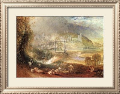 Arundel Castle by William Turner Pricing Limited Edition Print image
