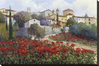 Luicignano Adorned by Kent Wallis Pricing Limited Edition Print image
