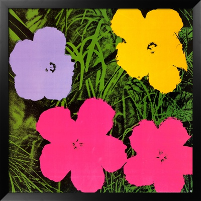 Flowers, 1970 by Andy Warhol Pricing Limited Edition Print image