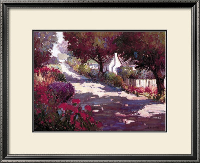 Sunlight And Shadows by Kent Wallis Pricing Limited Edition Print image